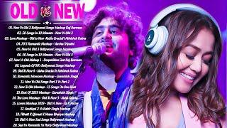 Old Vs New Bollywood Mashup 2021 | New Hindi Songs MASHUP - 90's Bollywood MaShUP -Indian Songs 2021
