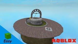 ROBLOX STUDIO SPEED BUILD / Brunnen Wasser