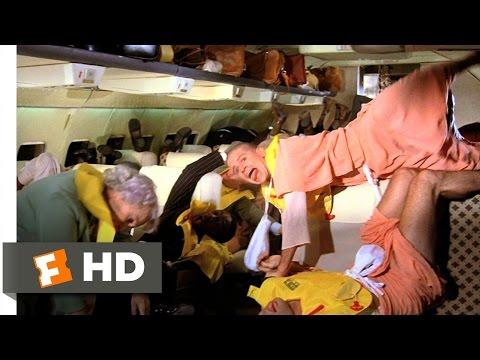 Airplane! (7/10) Movie CLIP - Crash Positions (1980) HD