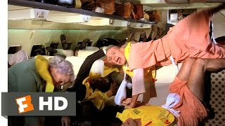 Airplane! (7/10) Movie CLIP - Crash Positions (1980) HD