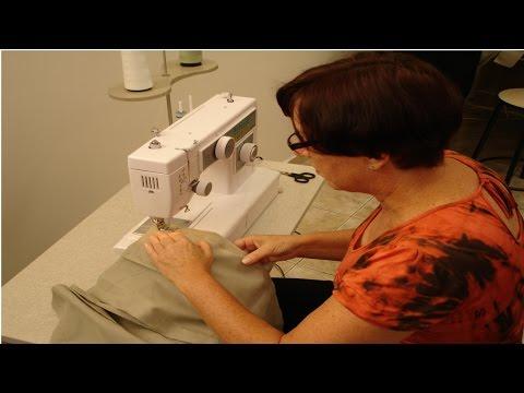 Clique e veja o vídeo Confecção de Saias - Costureira