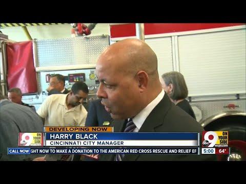 City Manager Harry Black misused funds, retaliated against Cincinnati police captain, suit alleges