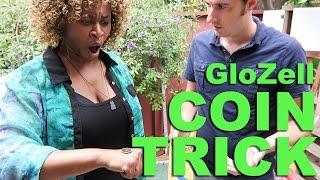 GloZell & Chris Ballinger - Coin Trick