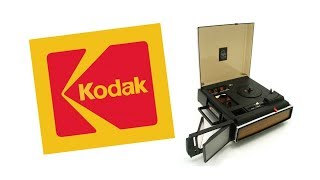 Crazy Cool 70s Projector Kodak MovieDeck