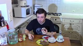 Как сделать Сахарный самогон на дрожжах Spirit ferm t3. 18+