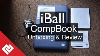 iBall CompBook Review: Budget Windows 10 Laptop
