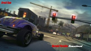 Crash Cam - Burnout Paradise Remastered Crash Montage (Part 1 of 3)