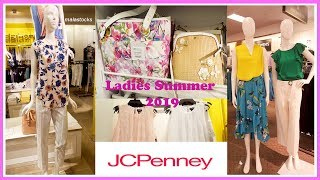 #JCPENNEY Shopping Liz Claiborne, Worthington Spring Summer June 2019