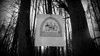 ХОРРОР...// Слушать в наушниках! //Предлагаю вам пофантазировать, что случилось в лесу?