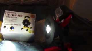 ebay boruit rechargeable battery operated 30 watt led cree flood light
