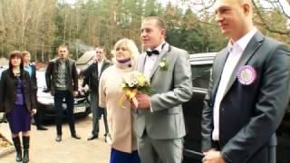 Свадьба Сергей и Елена  клип