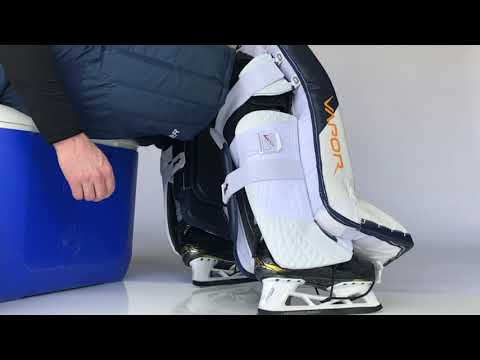 Bauer 2X Pro Strapping