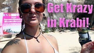 Solo Travel- Bangkok to KRABI! - Best Hostel Ever!