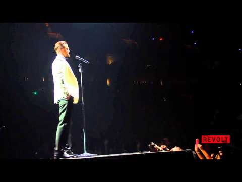 Justin Timberlake Continues Takeover With 20/20 Experience Tour PT 2