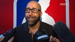 David Fizdale's Takeaways From NBA Summer League | New York Knicks | MSG Networks
