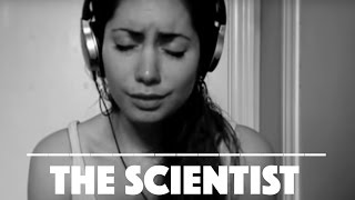 🌿The Scientist - Coldplay (cover by Jessica Allossery)