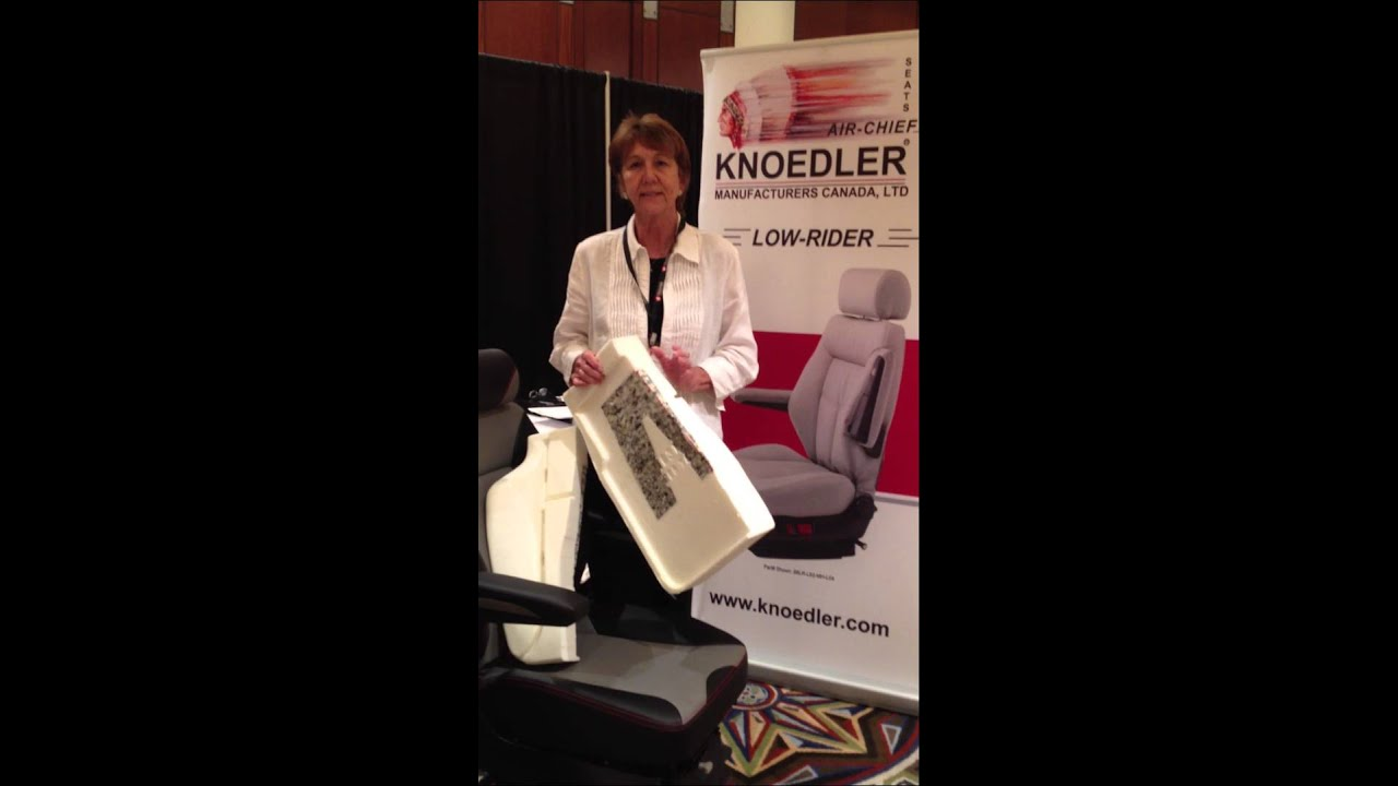 Probax in a Knoedler Truck Seat