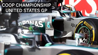 F1 2014 | Coop with FisiFan91 - 17: United States GP