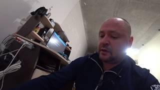 #75  БЕЗУМНАЯ СТРОЙКА ЭКОНОМЛЮ КАК МОГУ / КРИВАЯ СТЕНА ОТ ЗАСТРОЙЩИКА - ИЩЕМ ВЫХОД