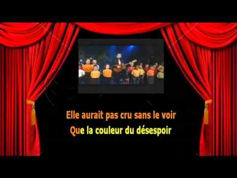 Karaoké Pierre Perret   - Lily