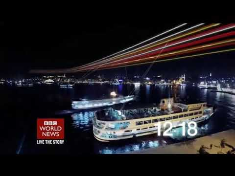 BBC World News - World News America - Countdown, Headlines, Intro (25/07/2018, 22:00 BST)