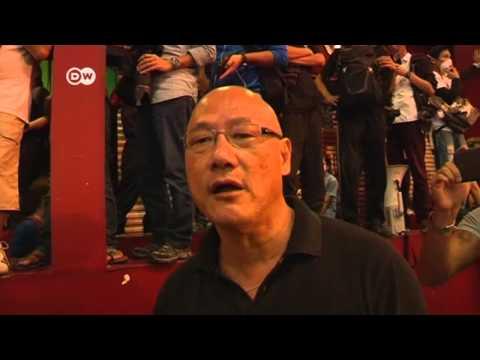 Festnahmen nach Räumung in Hongkong | Journal