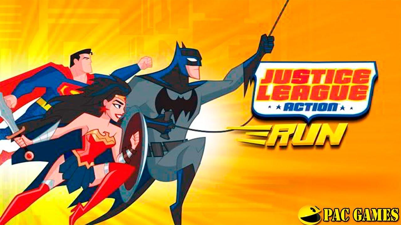 Download Justice League Action Run Mod Apk