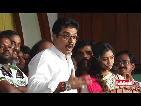 We also Know How to Act - Sarathkumar Mimicry & mocks Kamal Haasan