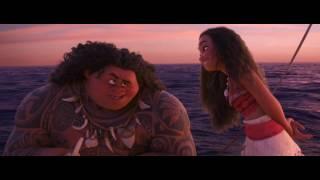 Odvážná Vaiana: Legenda o konci světa (2016) - trailer - CZ dabing