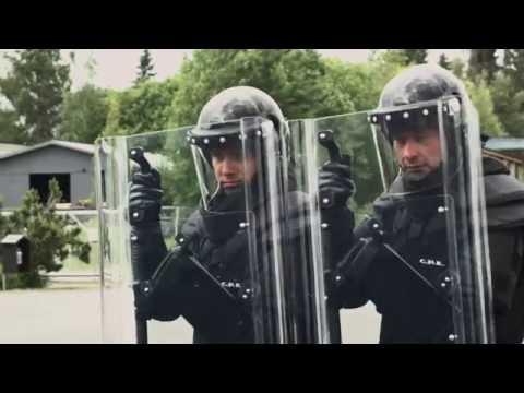 C P E  Riot Equipment