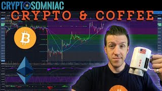 📈Crypto & Coffee ☕ | Is XLM Next On Coinbase? 🚀 💱💰 📈