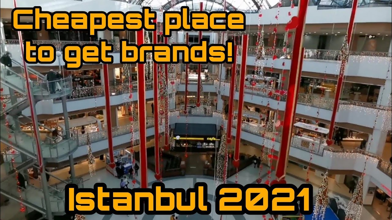 Exploring OLIVIUM Outlet Center Istanbul's Cheapest Brands Mall   CRAZY DEALS!! 2021