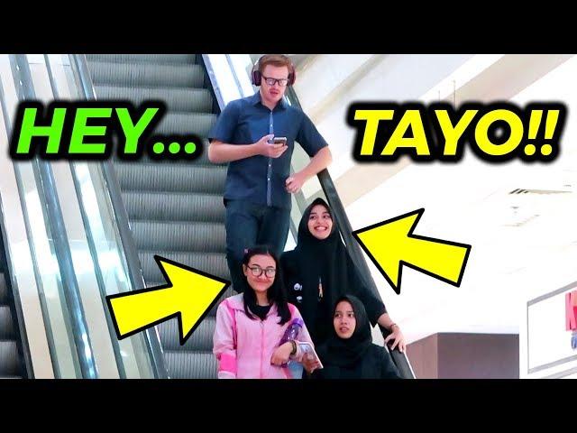 HEY TAYO PRANK PART 2! LONDOKAMPUNG!