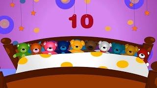 Было десять их в кровати  | Ten in the bed