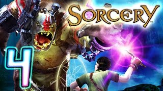 Sorcery Walkthrough Part 4 (PS3) ~~ Lord of Sorcery ~~ [4 of 18]