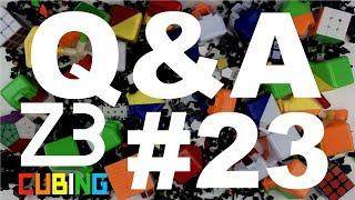 Q&A #23- Taking Apart EVERYTHING
