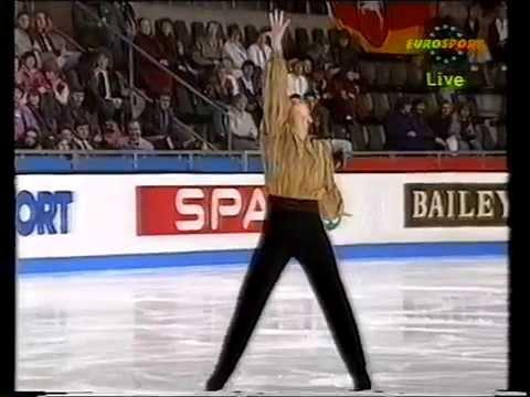 Ronny Winkler GER - 1994 European Championships LP