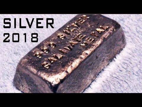 2 BIG Reasons Why Silver Price Could Rise In 2018