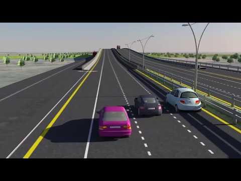 KGP KMP Expressway & Mukarba chowk to Panipat 8 lane highway (Delhi Properties)