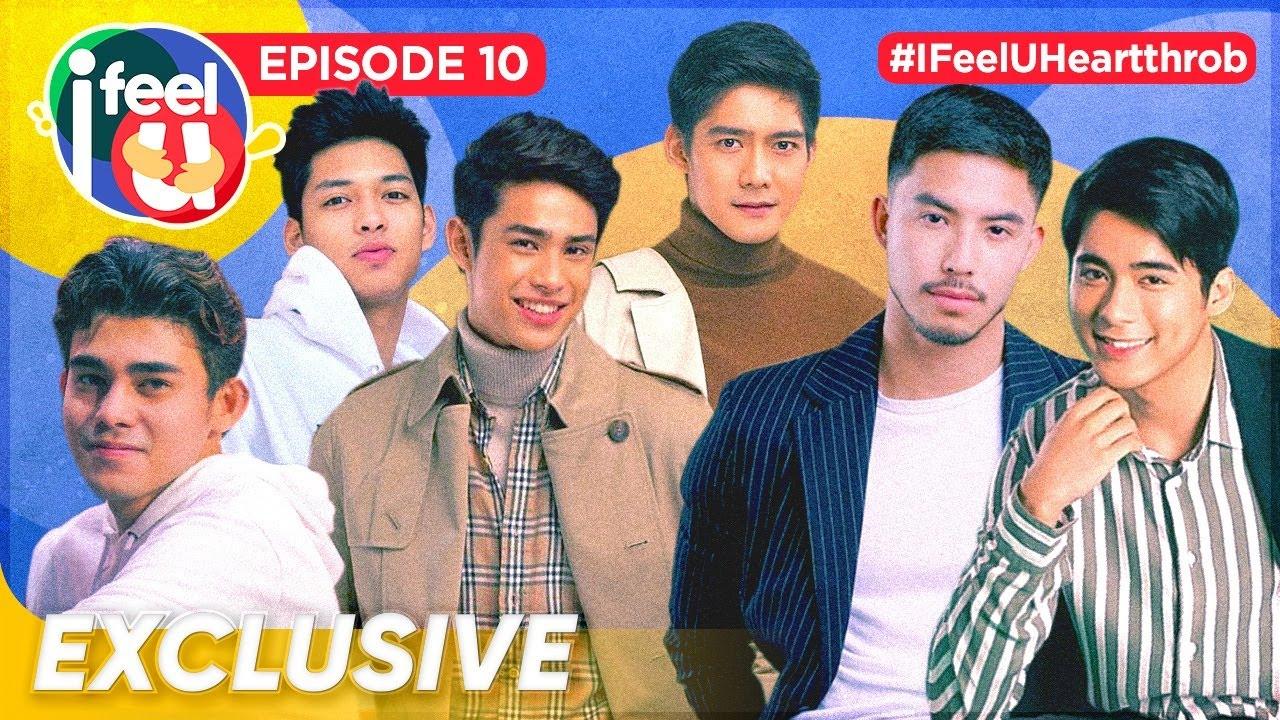 I Feel U Episode 10 | Crush ng Bayan | 'I Feel U'