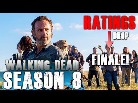 The Walking Dead Season 8 Finale - Scott Gimple Addresses Falling Ratings!