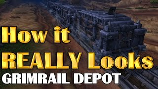 How it REALLY Looks - Grimrail Depot