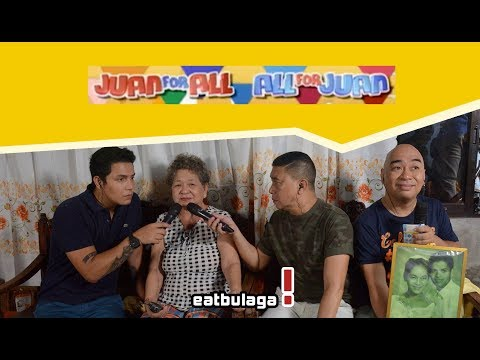 Juan for All, All for Juan Sugod Bahay   March 05, 2018