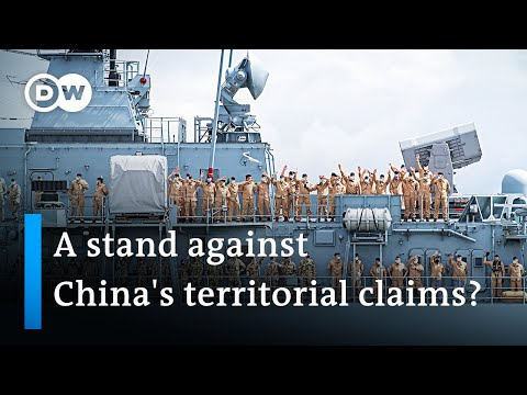 Germany sends naval warship to the South China sea | DW News