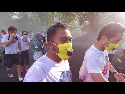 CHAOS At The Bubble Dash Run!!! (LIVE GREAT RUN 2017)