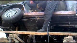 полуавтомат замена порога форд орион(, 2013-11-19T22:12:44.000Z)