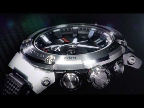 G-SHOCK : New G-STEEL Design