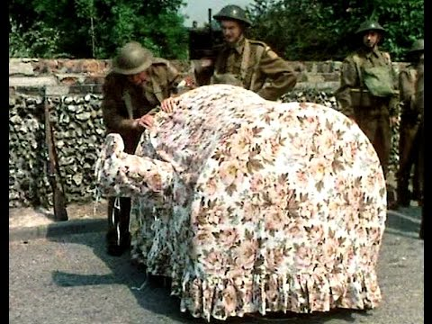 Dad's Army - We Know Our Onions - NL Ondertiteld - ... we'll look like a lot of pansies!...