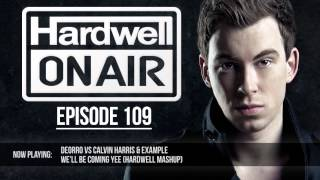 Hardwell On Air 109