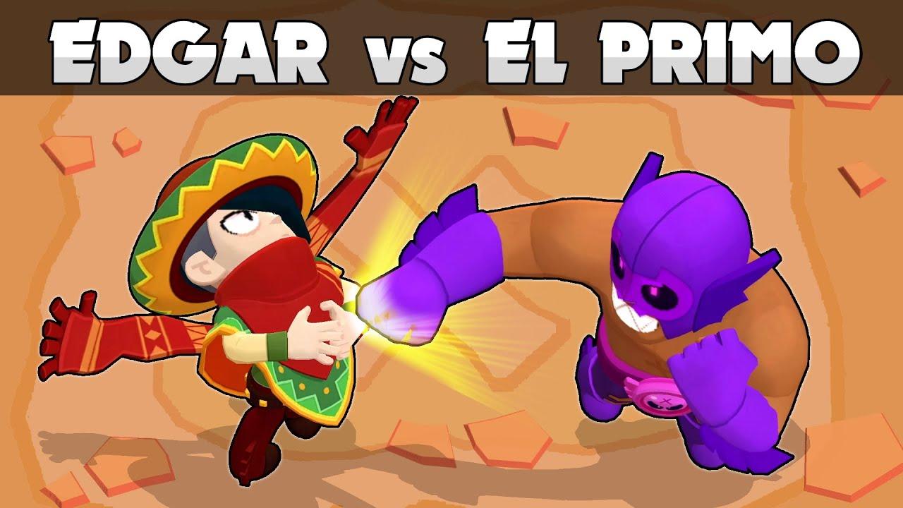EL RUDO vs EDGAR | 1vs1 | KAMIKAZE
